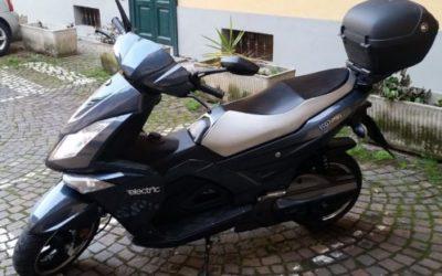 ECOJUMBO 5000: lo scooter elettrico che ritorna ad essere anche made in Italy
