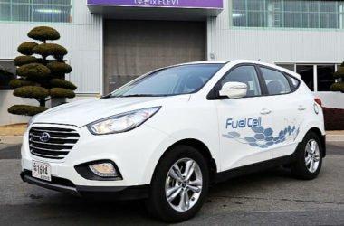 In produzione la Hyundai ix35 FCEV prima auto ad idrogeno di serie, alimentata a celle a combustibile