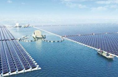 In Cina il più grande impianto solare fotovoltaico galleggiante al mondo