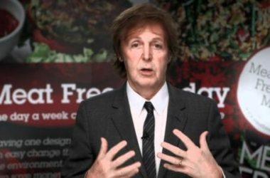 Glass Walls, documentario sulle tremende condizioni dell'allevamento, secondo Paul McCartney