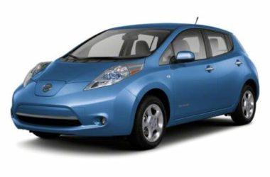 Nissan Leaf: innovazioni, premi e spot con Lance Armstrong!