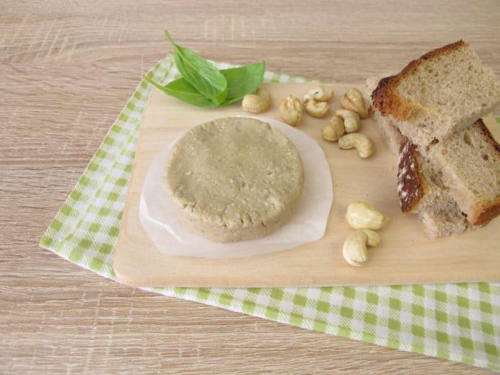 formaggio vegan