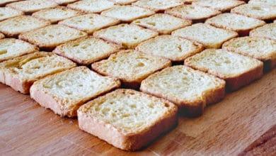 Photo of Fette biscottate fatte in casa