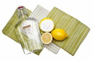 La guida pratica per eliminare le macchie di ruggine dai vestiti con metodi casalinghi