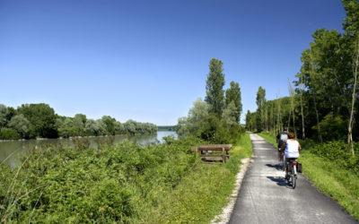 VenTo Bici Tour: 15 tappe su due ruote per presentare il progetto della ciclabile lungo il Po