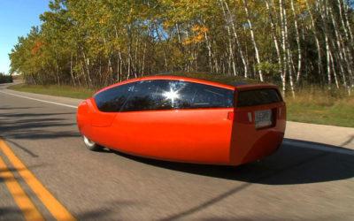 Urbee: la prima auto ibrida al mondo creata con una stampante 3-d pronta alla produzione