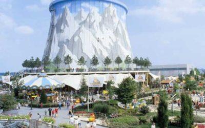 Germania: una vecchia centrale nucleare tramutata in parco dei divertimenti!