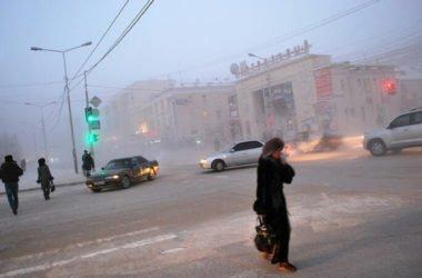 La città più fredda della Terra: Yakutsk, Russia