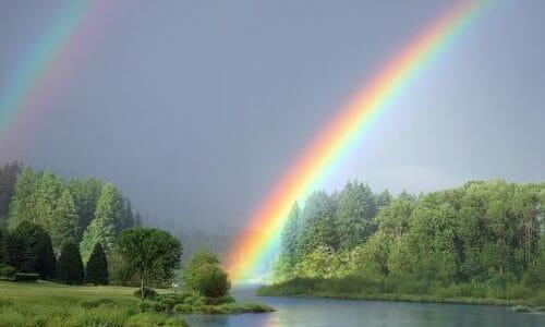 colori arcobaleno