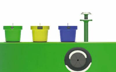 Contenitori per la raccolta differenziata: alcune soluzioni interessanti