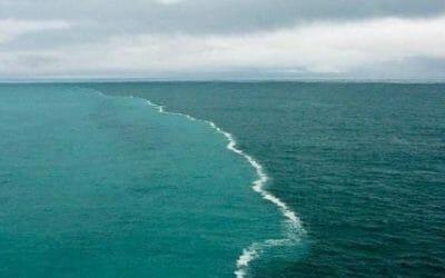 Grenen, Danimarca, dove due mari s'incontrano senza mescolarsi