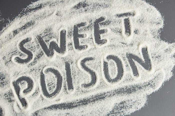 diminuire lo zucchero