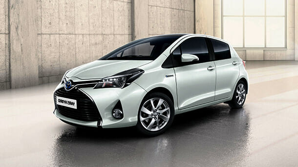 auto ibride 2018 toyota yaris hybrid