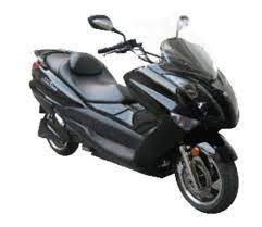 Scooter Ecostrada-ghibli