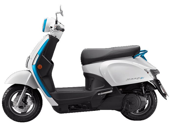 Scooter Kymco-Many-110-EV-Ionex