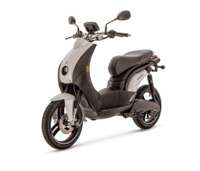 Scooter Peugeot-e-Ludix