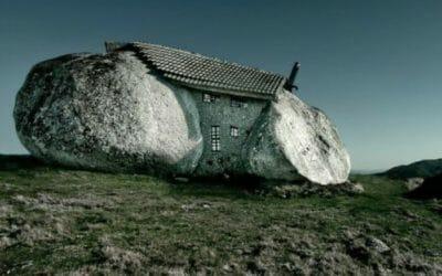 Casa do Penedo: la casa dei Flintstones esiste davvero in Portogallo