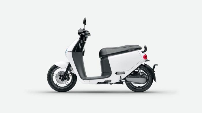 scooter elettrico gogoro