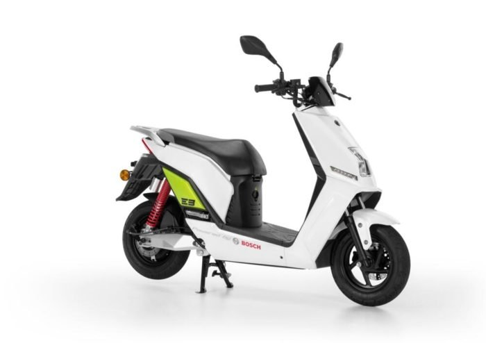 Scooter lifan e3
