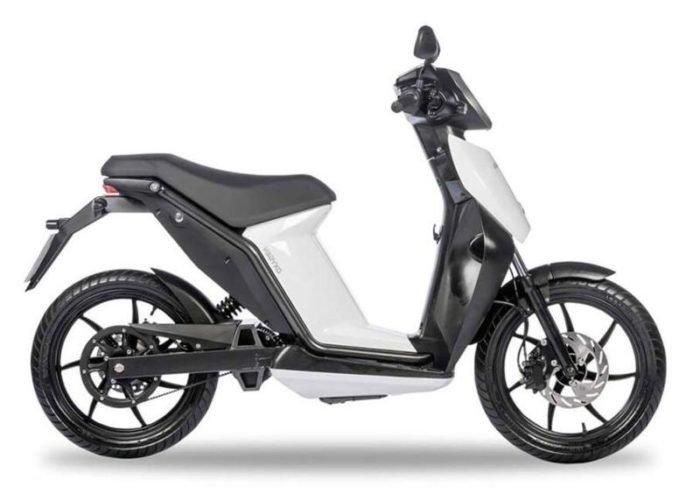 Scooter quadro-oxygen