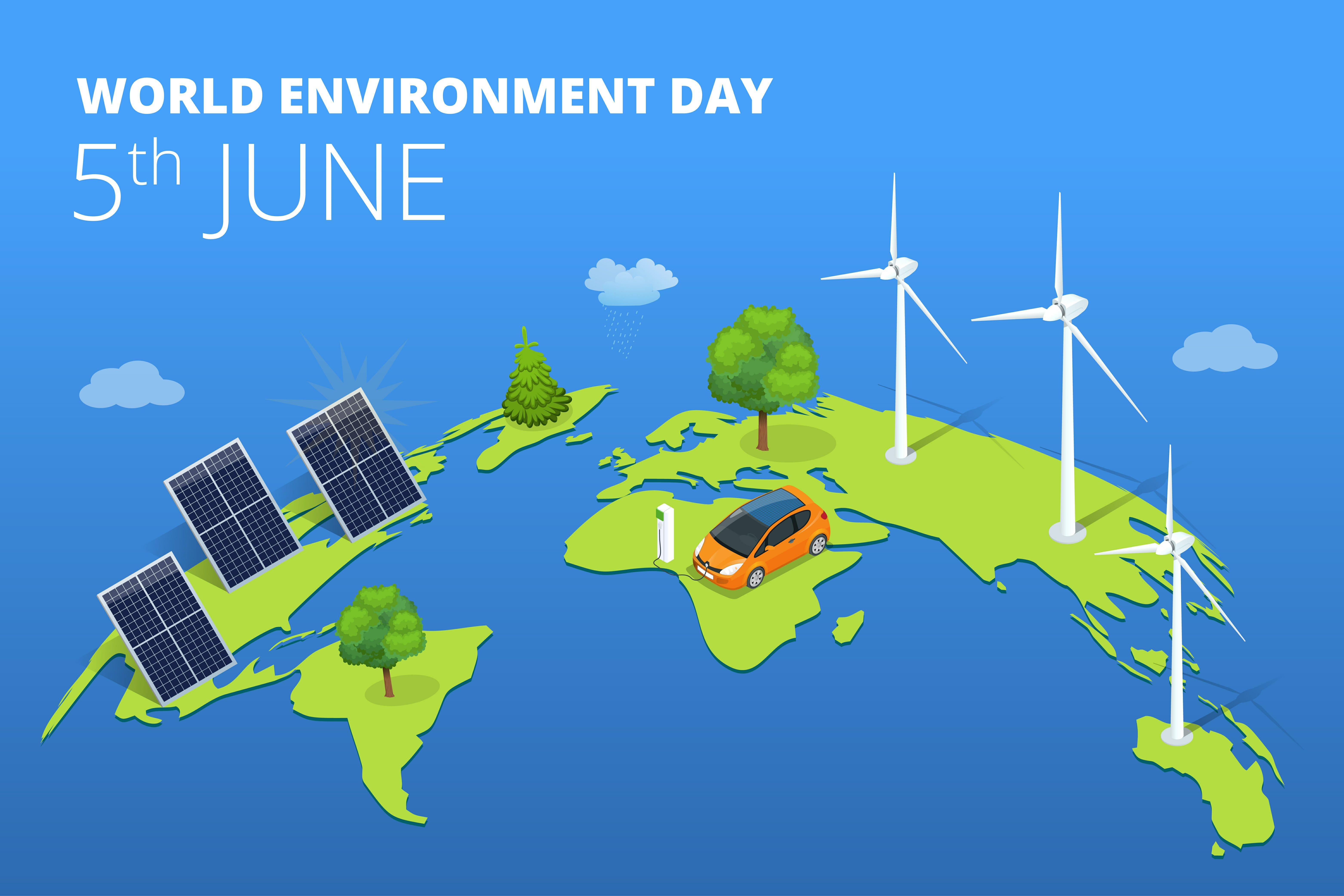 Photo of La giornata mondiale dell'ambiente è il 5 giugno di ogni anno: riflettori puntati su biodiversità e sostenibilità