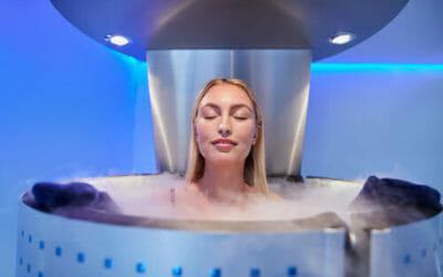 I benefici della crioterapia, la tecnica che sfrutta le proprietà terapeutiche del freddo