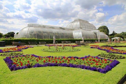 giardini botanici più belli del mondo: Kew Gardens, Londra (UK)