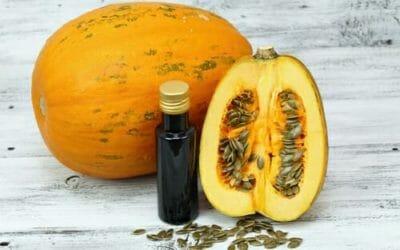 Tutto sull'olio di semi di zucca, un altro ingrediente da scoprire