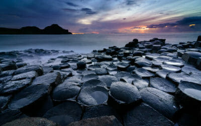 Giant's Causeway, Irlanda del Nord: lo spettacolo degli esagoni