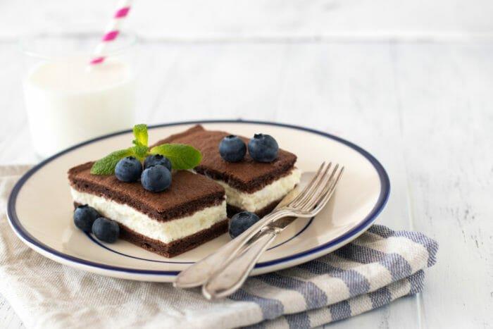 Torta Kinder Pingui