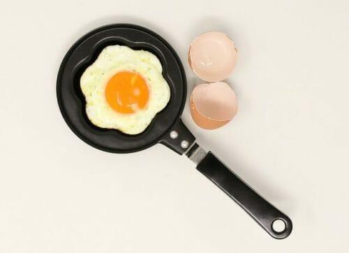 albume uovo proprietà