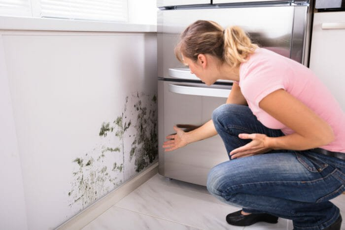 combattere l'umidità in casa