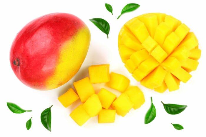 come tagliare un mango