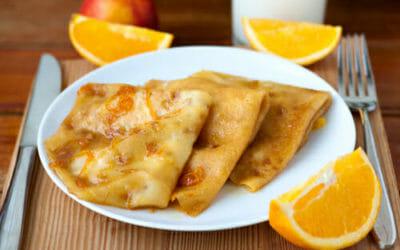 Crepe Suzette: ricetta originale ed ingredienti di questa specialità francese
