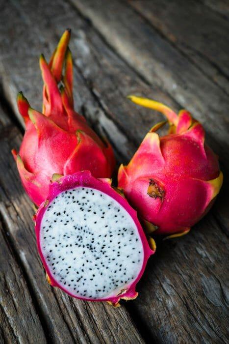 Pitaya o dragon fruit