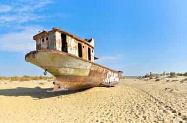 Lago d'Aral: un disastro ambientale incredibilmente pianificato