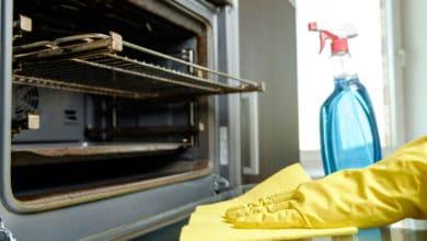 Photo of Impariamo a pulire il forno senza detersivi con bicarbonato di sodio, aceto, limone e sale
