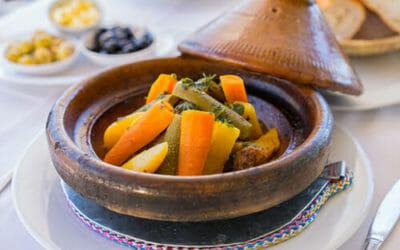 Come usare la tajine, la particolare pentola a forma conica di origine nordafricana