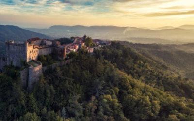 Borgo di Fosdinovo: un'esperienza eco-medievale