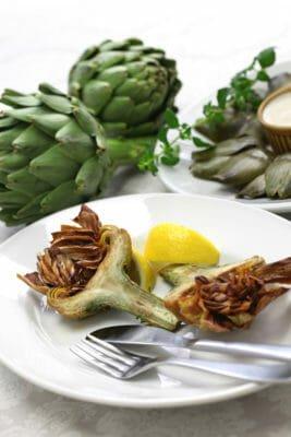 cucina ebraica i carciofi alla giudia
