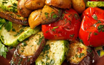 Verdure cotte: ricette sfiziose da preparare in padella o al forno
