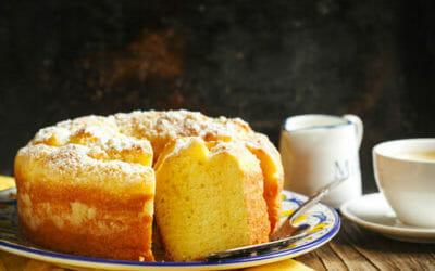 Ricetta ed ingredienti per preparare la torta allo yogurt senza uova
