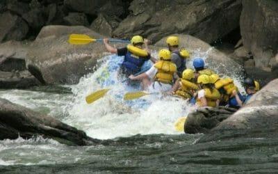 Rafting, tutto quello che dovete sapere di uno sport che non è poi così pericoloso