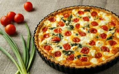 Torte salate di verdure scopriamo tante ricette nuove e for Torte salate facili