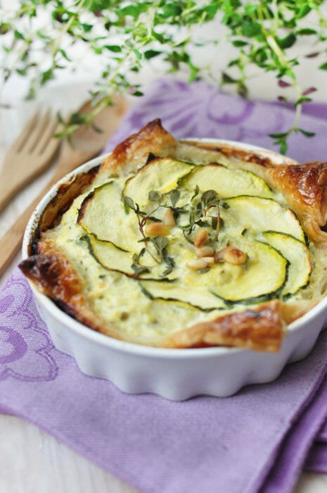 Torte salate di verdure