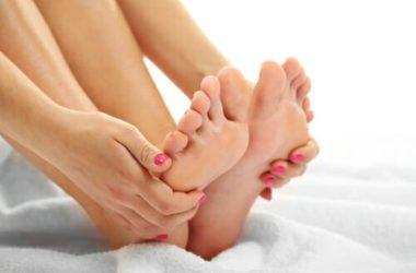 Risolviamo il problema dei piedi secchi con una crema fai da te