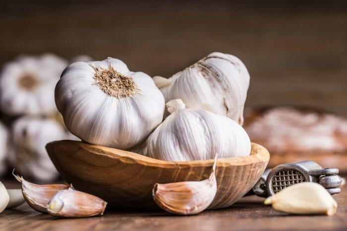 alcol d'aglio