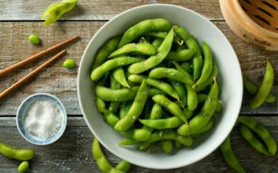 Edamame: come gustare i fagioli di soia tipici della cucina asiatica