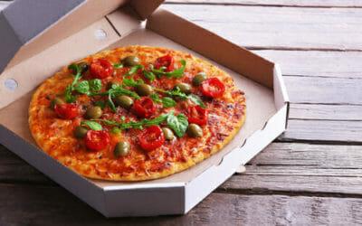 I pericoli dei cartoni per pizza per la salute e l'ambiente: quello che bisogna sapere