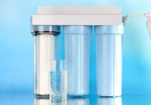filtro per acqua